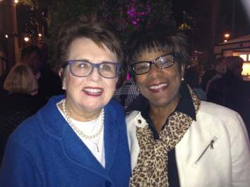 Yolanda Jackson Billie Jean King