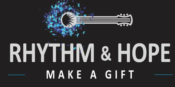 Rhythm n Hope Donation Button